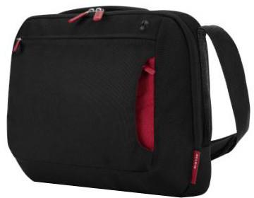 """Belkin Messenger Bag 15.6"""", černá/vínová"""