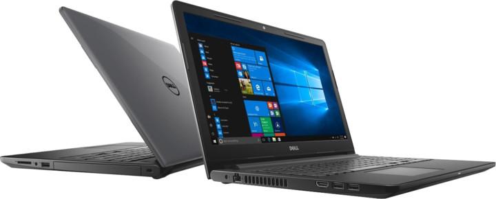 Dell Inspiron 15 (3567), stříbrná