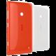 Nokia CC-3068 ochranný kryt pro Lumia 520, oranžová