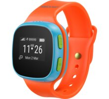 ALCATEL MOVETIME Track&Talk Watch, Orange/Blue - SW10-2JALCZ1