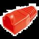 Krytka RJ45 červená