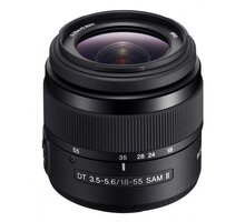 Sony DT 18–55mm f/3.5–5.6 SAM II - SAL1855-3.AE