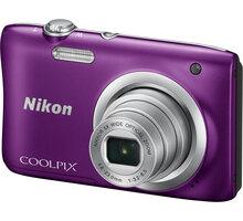 Nikon Coolpix A100, fialová - VNA973E1