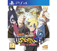 Naruto Shippuden: Ultimate Ninja Storm 4 - Road To Boruto (PS4) - 3391891991285