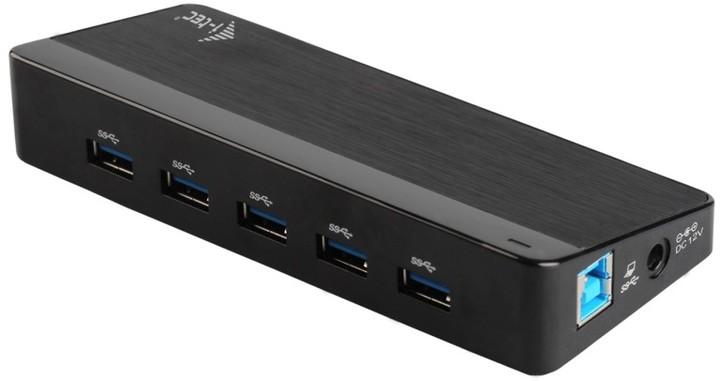 i-Tec USB 3.0 Hub 7-Port se zdrojem