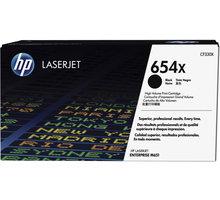 HP 654X, černá - CF330X