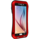 Love Mei Case Small Waist Upgrade Version for GALAXY S6 Red