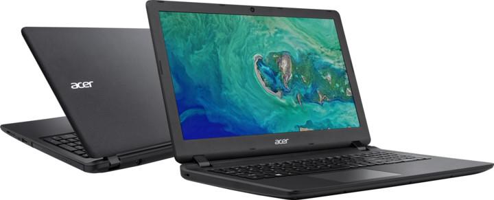 Acer Aspire ES15 (ES1-571-37Q6), černá