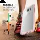 Spigen Ultra Hybrid pro Galaxy Note 7, rose crystal