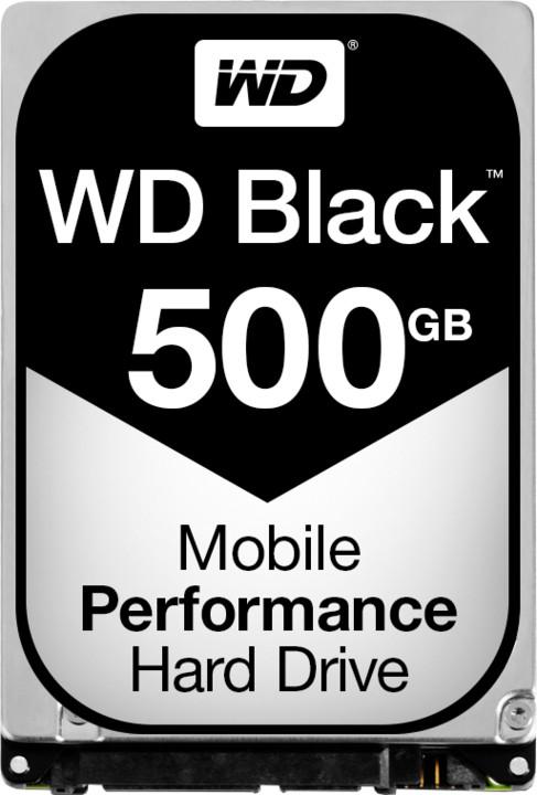 WD Black (LPLX) - 500GB