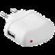 PremiumCord Napájecí adaptér z 230V na USB, 1A