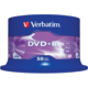 Verbatim DVD+R 16x 4,7GB spindl 50ks