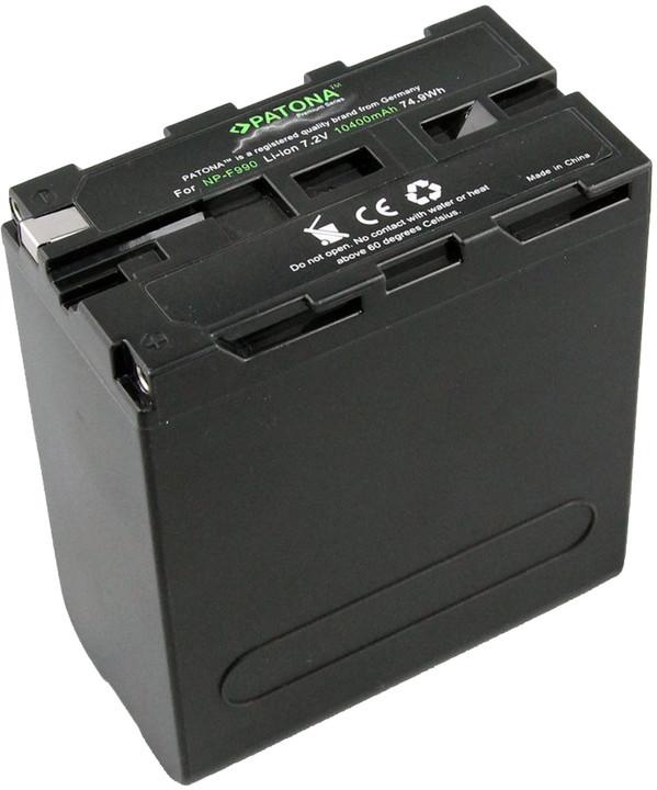 Patona baterie pro Sony NP-F990 10400mAh Li-lon Premium