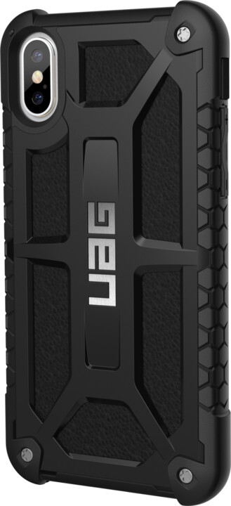 UAG Monarch case - iPhone X, black