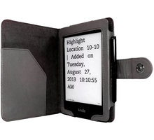 C-TECH PROTECT pouzdro pro Amazon Kindle PAPERWHITE a Kindle 3 2015, AKC-06, černá - AKC-06BK