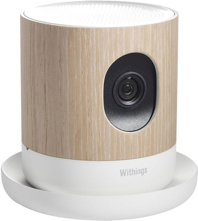 Withings Home HD kamera se senzory