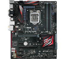 ASUS H170 PRO GAMING - Intel H170 - 90MB0MS0-M0EAY0