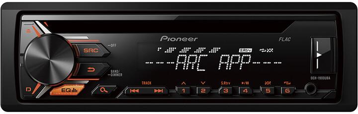 Pioneer DEH-1900UBA