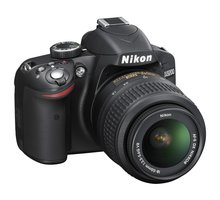 Nikon D3200 + 18-55 AF-S DX