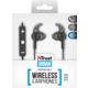 Trust Sila Wireless Earphones černá/bílá
