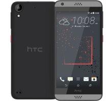 HTC Desire 530, šedá