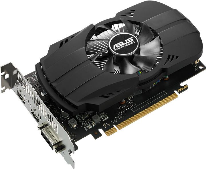 ASUS GeForce GTX 1050 Ti PH-GTX1050TI-4G, 4GB GDDR5