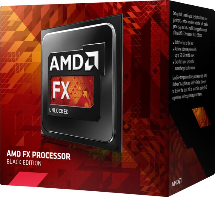 AMD Vishera FX-8320E