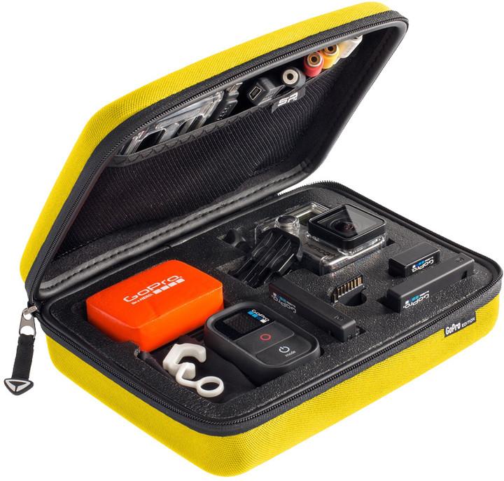 SP POV pouzdro pro GoPro-Edition 3.0, S, žlutá