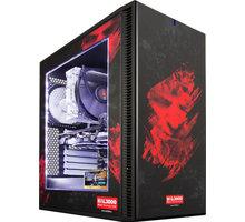 HAL3000 IEM Certified Kaby Lake by MSI, černá - PCHS2162 + Kupon hra dle vlastního výběru: For Honor, Tom Clancy´s Ghost Recon v ceně 1499,- Kč + Intel Extreme Masters - kupón na hry a kredit do her v ceně 7452 Kč