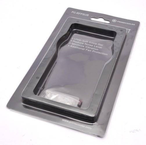 Primecooler PC-RFPSUB Black PSU Rubber Frame