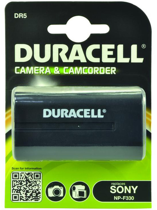 Duracell baterie alternativní pro Sony NP-F330, NP-F550