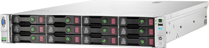 HP ProLiant DL385pG8 6320, 16GB, 750GB, 750W