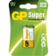 GP Super Value, alkalická 6LP3146 9V, 1ks