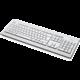 Fujitsu KB521, CZ/SK, šedá