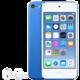 Apple iPod touch - 128GB, modrá, 6th gen.