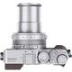 Panasonic Lumix DMC-LX100, stříbrná