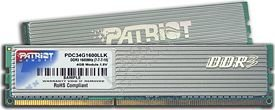 Patriot DIMM 4096MB DDR III PC1600 PDC34G1600LLK