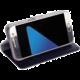 Krusell polohovací pouzdro BORAS FolioWallet pro Samsung Galaxy S7, černá