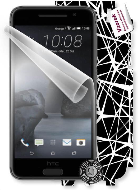 ScreenShield ochranná fólie na displej + skin voucher (vč. popl. za dopr.) pro HTC One A9