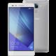 Honor 7, stříbrná  + Zdarma Hueawei Easy One Touch Car Mount (v ceně 499,- ) + Zdarma Selfie stick CELLY, spoušť přes 3,5mm jack, zelená v hodnotě 340 Kč
