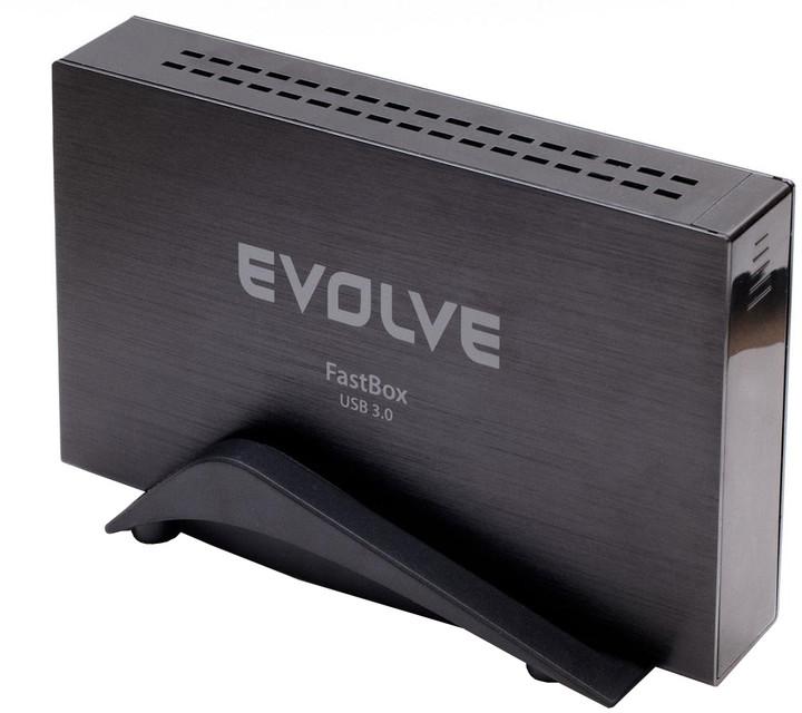 Evolveo FastBox, USB 3.0