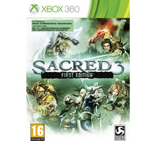 Sacred 3 - First Edition - X360