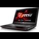 MSI GP62 6QF-678XCZ Leopard Pro, černá