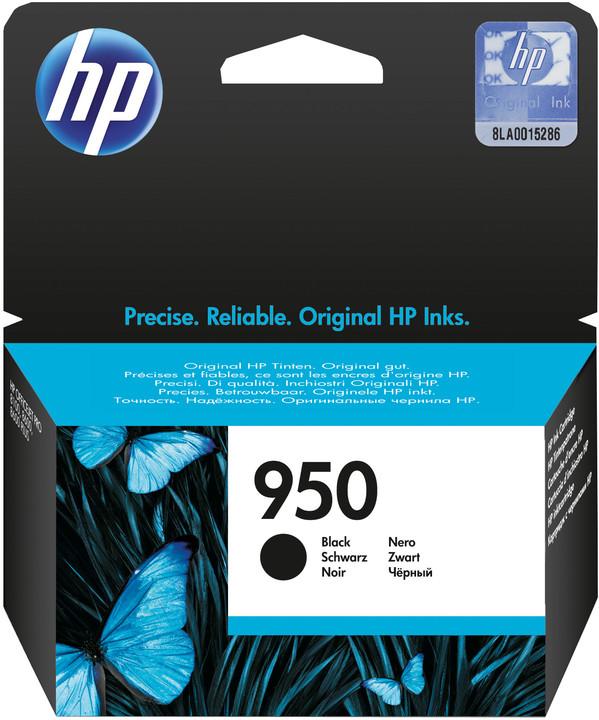 HP CN049AE, Černá, č. 950