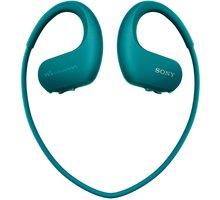 Sony NWZ-WS413, 4GB, modrá - NWWS413L.CEW