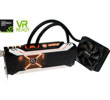 GIGABYTE GeForce GTX 1080 Xtreme Gaming Waterforce 8G, 8GB GDDR5X - GV-N1080XTREME W-8GD