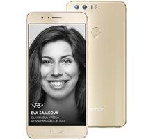 Honor 8 Premium, zlatá