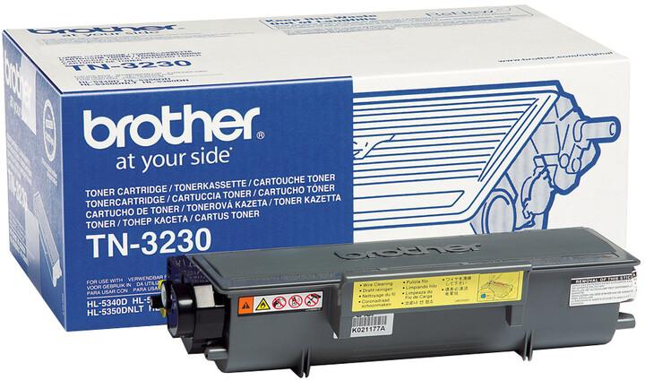 Brother TN-3230, černý