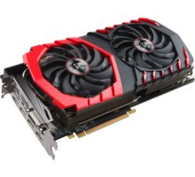 MSI Radeon RX 580 GAMING X+ 8G, 8GB GDDR5