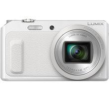 Panasonic Lumix DMC-TZ57, bílá - DMC-TZ57EP-W